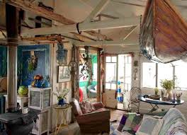 Extremely Rustic Shabby Chic Beach Cottage Beach Bliss Living - Shabby chic beach house interior design