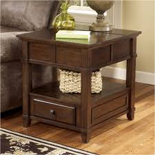 Sofa End Tables With Storage by Sofa End Tables Luxury Signature Design By Ashley Hattney Square