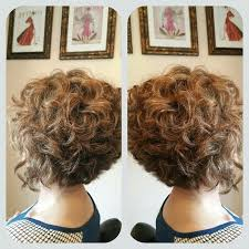 stacked in back brown curly hair pics the 25 best curly inverted bob ideas on pinterest curled