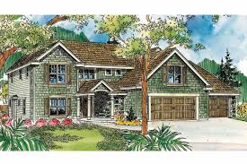 European Style House Front Elevation European Style House Plans Covered Porch