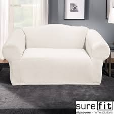 overstock sofa covers sure fit stretch stone sofa slipcover free shipping today