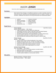 Product Marketing Manager Resume Example by 8 Product Manager Resume Examples Laredo Roses