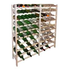 vinland 120 bottle wine rack 12 wide by 10 high midwest supplies