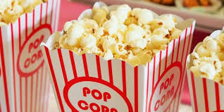 Seeking Popcorn Let The Show Begin Hit Play On A Healthy A