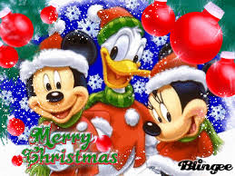 disney merry christmas animated gif 9to5animations