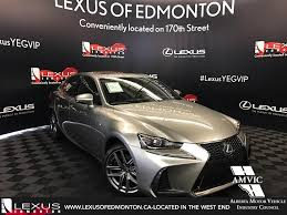 lexus lx for sale in edmonton new lexus is 350 in edmonton lexus of edmonton