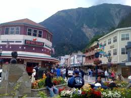 Alaska travel wiki images Juneau alaska cruise ship port of call profilee jpg