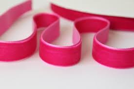 pink velvet ribbon 5 8 inch magenta velvet ribbon pink velvet vrph58 040 from
