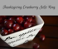 thanksgiving cranberry jello ring books is wonderful