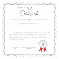 13 free printable gift certificate templates birthday christmas