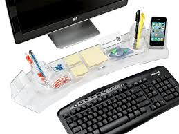 Office Desk Organizers by Clean Desktop Organizer Ideas