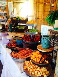 fruit table display ideas buffet table display ideas fruit and cheese and crackers fall food