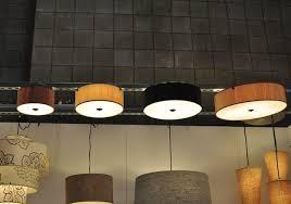 wood flush mount ceiling light ny design week 2011 icff photo gallery core77