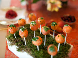 salmon lollipops recipe hgtv