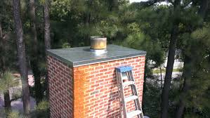 how can i tell if my chimney fireplace is masonry brick or a