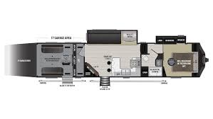 Keystone Floor Plans keystone fuzion rv new u0026 used rvs for sale lakeshore rv