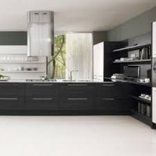 White Kitchen Black Countertop - white cabinets dark countertops details home and cabinet reviews