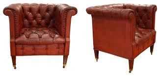 Leather Armchairs Vintage Latest Red Leather Club Chair With Red Italian Leather Armchairs