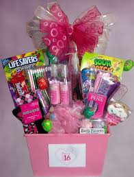 homemade gift baskets ideas google search cool gifts for teen