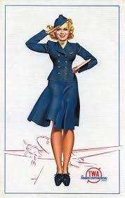vintage stewardess pictures flight attendant photos from the past