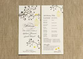 catholic wedding program cover everything you need to about wedding programs