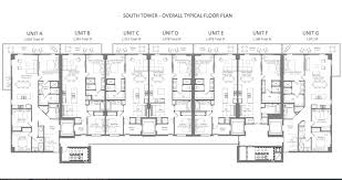 Condominium Plans The Harbour Miami Beach A New Luxury Condo On The Water