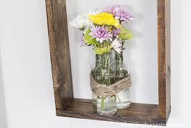 Diy Vase Decor Diy Rustic Wall Decor Lil U0027 Luna