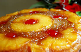super easy pineapple upside down cake the purple journal