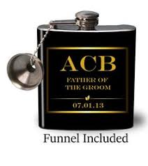 and groom flasks of the groom flask personalized flask by tylerallendesigns