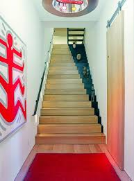 Staircase Renovation Ideas Creative Painted Stairs Idea To Perform Yourself