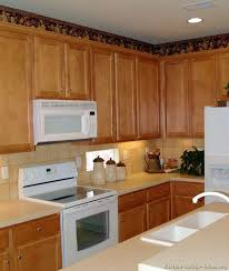 Oak Cabinets Kitchen Ideas Modern Wood Cabinet Kitchen Childcarepartnerships Org