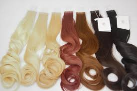 Hair Extensions Tape by Seamless Tape Weft Luxury Hair Extensions