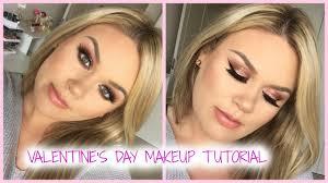 slayed valentine u0027s day makeup new foundation u0026 brow routine