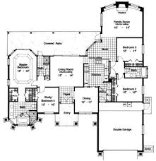 Mediterranean Floor Plans Mediterranean Style House Plan 4 Beds 3 00 Baths 2258 Sq Ft Plan