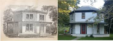 the octagon house brian altonen mph ms fowler theoctagoncottage closeups bookversion cottage