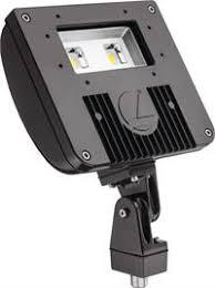lithonia led flood light lithonia lighting dsxf1 led p2 50k dlc listed 42 watt led floodlight