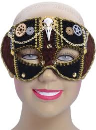 fancy masquerade masks steunk masquerade mask fancy me limited