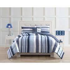 Blue Full Comforter Full Bedding Sets Bedding The Home Depot