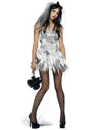 halloween costumes for girls scary zombie bride costume