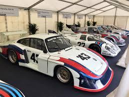 porsche 917 can am porsche and the 2017 goodwood festival of speed w video