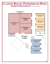 floor plans u0026 capacities clarion hotel ocean city maryland