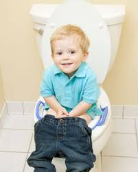 how to get toddler to in potty new center