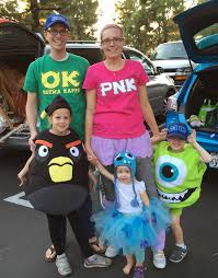 family halloween costumes 2014 chadwicks u0027 picture place monsters university family theme