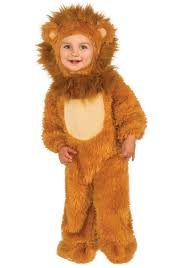 lion costume infant lion cub costume