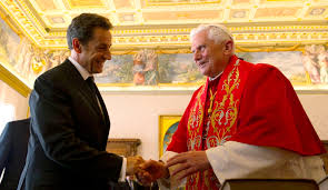 le Vatican & Sarkozy dans International