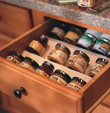 Spice Rack Inserts For Drawers Pegged Deep Drawer Organizer Qualitycabinets