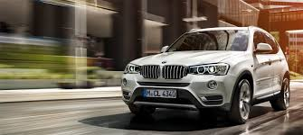 bmw x3 at a glance