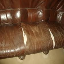 how to fix cut in leather sofa the leather doctor leather sofa and car seat repair