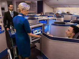 united airlines fights back against competition with service
