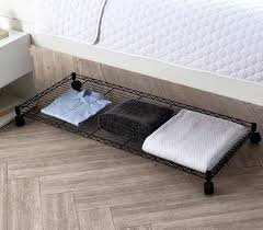 rolling table over bed under bed table rolling storage shelf black over bed table ikea
